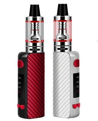 Original 80w electronic cigarette vape Built-in 2200mah battery with LED display