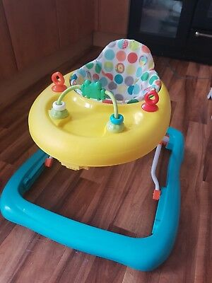 Baby walker - collection only.