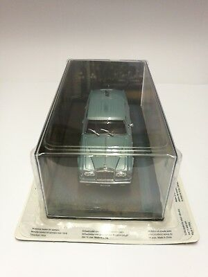 Eon 1/43 Scale James Bond 007 Rolls-Royce Silver Shadow 2 - Licence To Kill