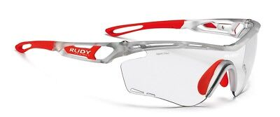 48fed6c239 Sunglasses RUDY PROJECT TRALYX Ice Silver ImpactX Black SP397380-0000