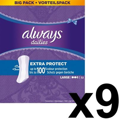 Always Dailies Culotte Protège Grand Extra Protection Odeur Neutralisant - 468