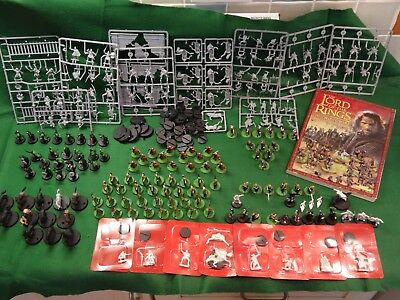 Huge Warhammer Job Lot Lord Of The Rings, Mixed Lot Games Workshop