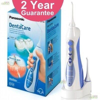 Panasonic Dentacare Dentaire Oral sans Fil Jet D'Eau Dents Irrigateur Eau