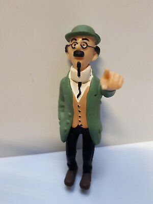 The Adventures Of TINTIN - PROFESSOR CALCULUS PVC Figurine (approx 7cm tall)
