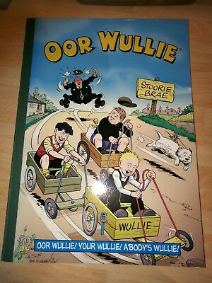Brand new Oor Wullie Annual 2019 (Annuals 2019)