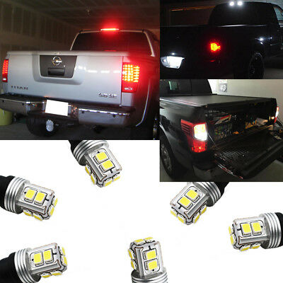 LED License Plate, Reverse&High Mount Lights Combo Kit For 15-up Colorado Canyon