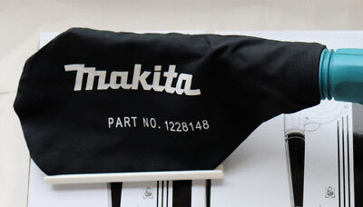 Makita 122814-8 Dust bag efficient collection of dust for DUB182Z DUB183Z Blower