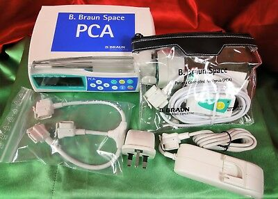 New - B Braun Perfusor Space Pca -  Syringe Pump - Spring  Deal