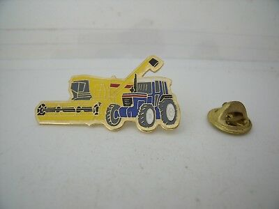 Pin's Pin Pins Badge FORD SERIE AGRICULTURE TRACTEUR / FARMING TRACTOR TOP !