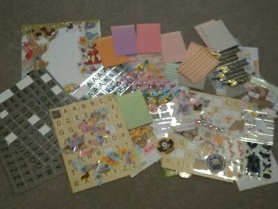Joblot Craft Stickers