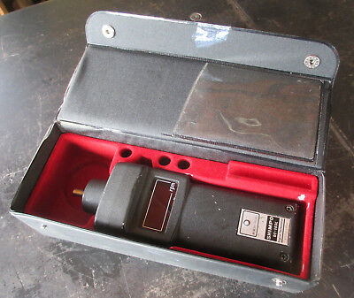 Shimpo Dt-105 Hand Held Digital Tachometer Dt105 - No Accessories - Free Ship!