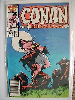 Conan # 183 (June '86) Marvel Comics VF