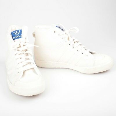 so cheap authentic clearance sale ADIDAS HIGH SNEAKER weiß Textil Schuhe 37 Turnschuhe high ...