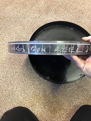 35mm Part Feature Film The Naked Gun Reel 2