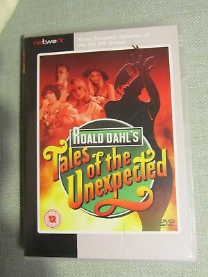 Tales of the Unexpected DVD 3 Episodes 1979/80