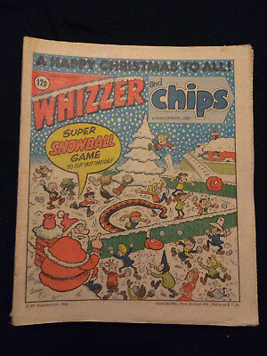 Whizzer and Chips comics - 1978-1980 - 23 issues