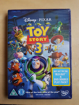 Toy Story 3 (DVD, 2010) new and sealed