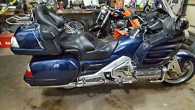 2007 Honda Gold Wing  2007 Honda GL1800 Goldwing. Very good condition Deep Blue color