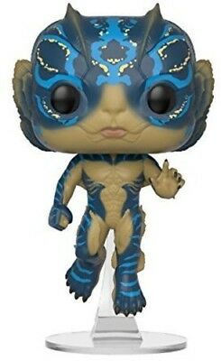 Shape of Water - Amphibian Man w/ Glow - Funko Pop! Movies (2018, Toy NUEVO)