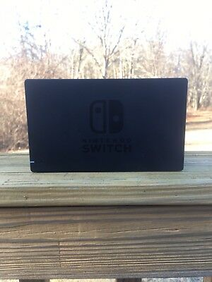 Official Nintendo Switch Dock / Charging Station ONLY