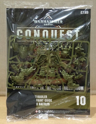 Warhammer 40,000 40k Conquest Issue 10 with Myphitic Blight-hauler *SOLD OUT*