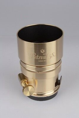 Lomography Petzval 58mm F/1.9 Lens (Brass) for Canon