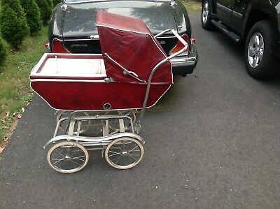 Vintage Babyhood Baby Carriage Buggy Stroller by Wonda-Chair made in the USA!!!