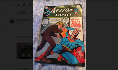 Action Comics #376 - May 1969 - Fine