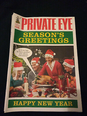 Private Eye magazines - 2017 - 19 issues - 1441-1458, 1460