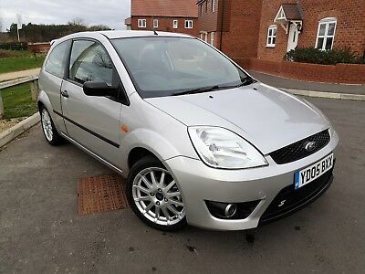 Ford Fiesta Zetec S 1.6 Petrol 2005, *12 Months MOT* *X4 New All Weather Tyres*
