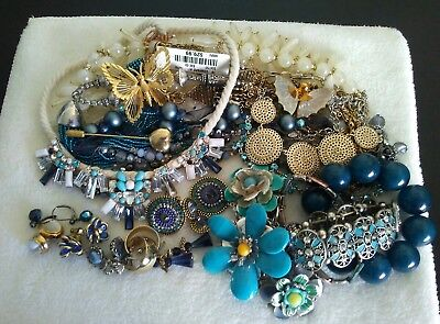 Lot 668... NICE..UNSEARCHED, UNTESTED  ALL WEARABLE JEWELRY LOT.