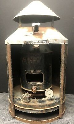 Antique Perfection 11B Kerosene Oil Heater Stove, used by Bell System