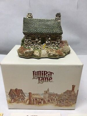 1990 Lilliput Lane Cottages - The Ugly House