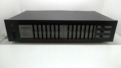Pioneer GR-560 Graphic Equalizer 7-Band