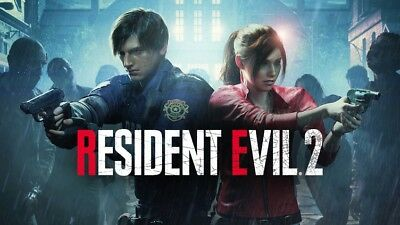 RESIDENT EVIL 2 PC steam offline access [Full game, region free]