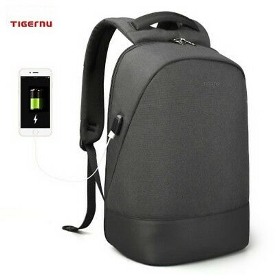 4ec24be441 Zaino borsa USB porta pc ipad macbook design professionale gaming fino a 15,6