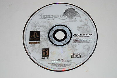Legend of Mana Playstation PS1 Video Game Disc Only