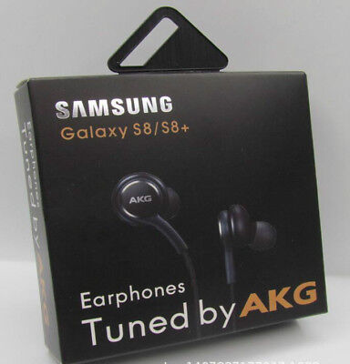 AKG EO-IG955 Earphone Stereo Headphone Headset Handsfree For Samsung Note8 S9 S8