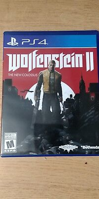 Wolfenstein II: The New Colossus - (Sony PlayStation 4, 20…