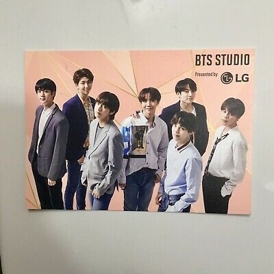 bts love yourself world tour photocard jin jimin jungkook official + FREE GIFT