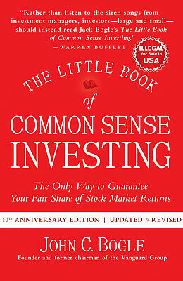 The Little Book of Common Sense Investing by John C. Bogle: The - (Only eBooks)