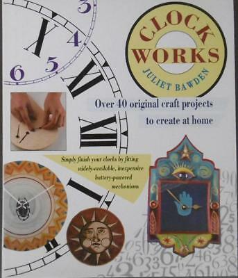 Clock Works - Craft project book