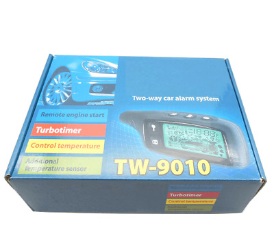 Car Alarm TomaHawk 2 Way Pager, Remote Start, Turbo Timer, Security System Smart
