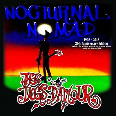 Nocturnal Nomad-20th Anniversary Edition 2CD+DVD [UK-Version, Regio 2/B] -  NEW