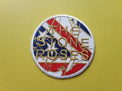 Iron On Music Festival Embroidered Badge Queens Of The Stone Age Patch Sew