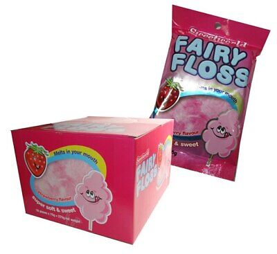 Sweetworld Fairy Floss (15g packets x 18)