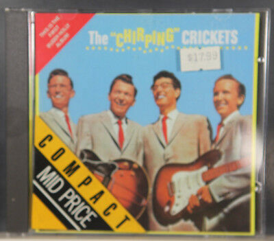 """Buddy Holly & The Crickets  – The """"Chirping"""" Crickets   (Box C664)"""