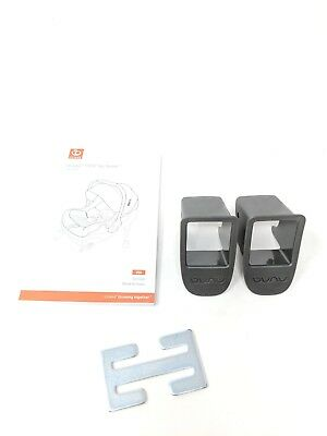 Stokke pipa nuna ridig latch guides and locking clip