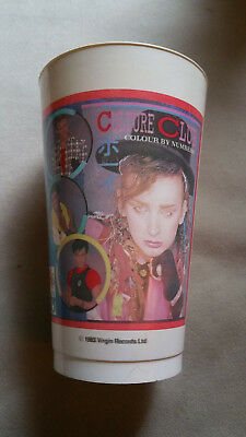 Culture Club -1980's Rock Cups  a variety available Prince,Billy Idol,Quiet Riot