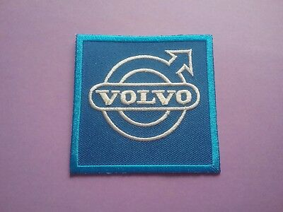 IRON ON PATCH: SWEDEN TRUCKS BUSES c MOTORSPORTS MOTOR RACING CAR SEW VOLVO
